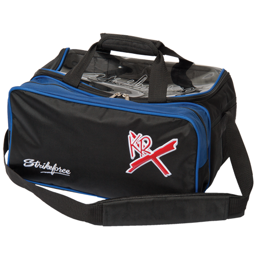 Royal Flush Double Tote with  Shoe Pocket