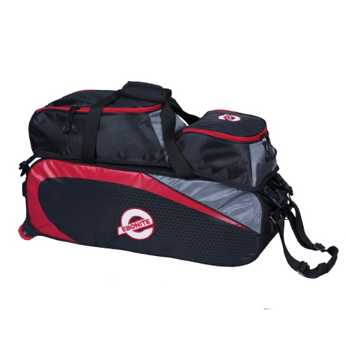 Players Triple Tote w Removable Pouch
