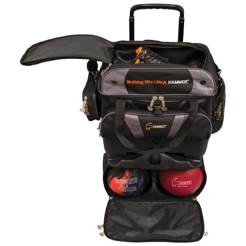 Hammer Premium 4 Ball Roller Bag