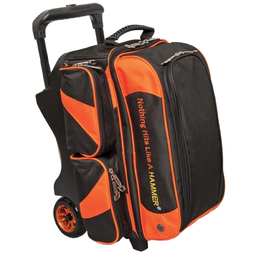 Hammer Premium Double Bowling Ball Roller Bags
