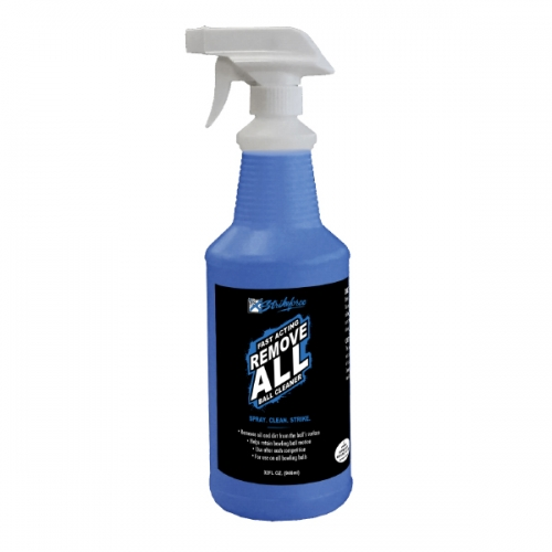 Remove All Ball Cleaner