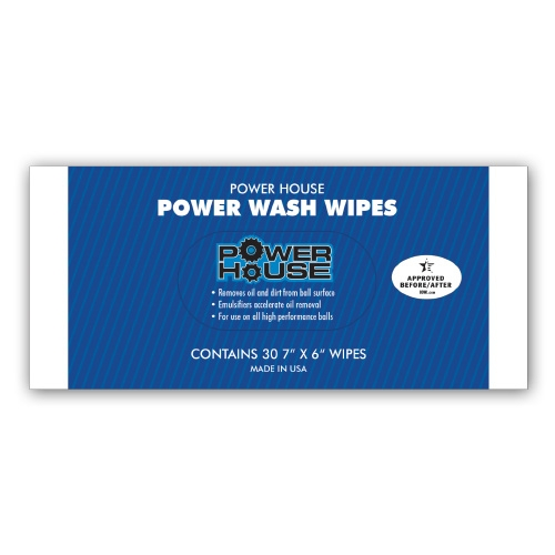 Power Wash Wipes