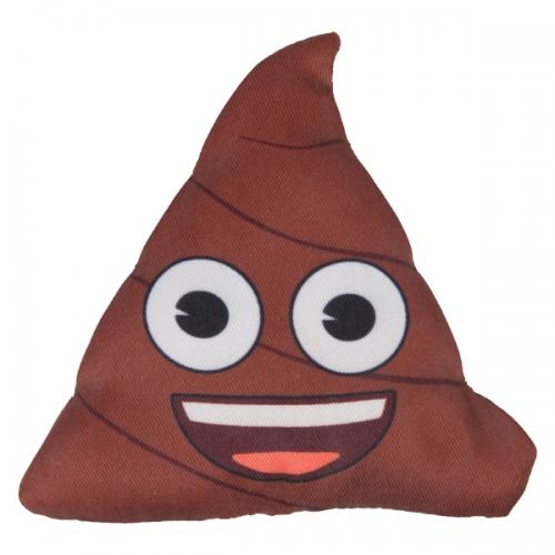 Emoji Poo Grip Sack
