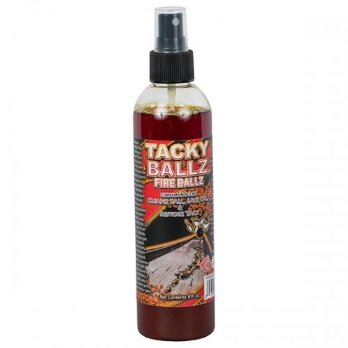 Tacky Ballz Fire Ballz Ball Cleaner