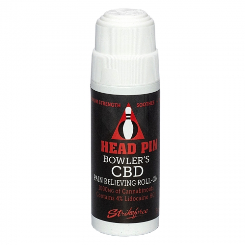 Head Pin Bowlers CBD Lidocaine Roll-On