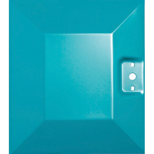 Locker Door Teal
