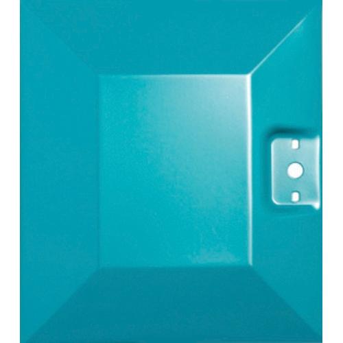 Locker Door Teal
