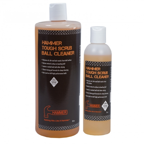 Tough Scrub Ball Cleaner