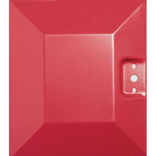 Locker Door Maroon
