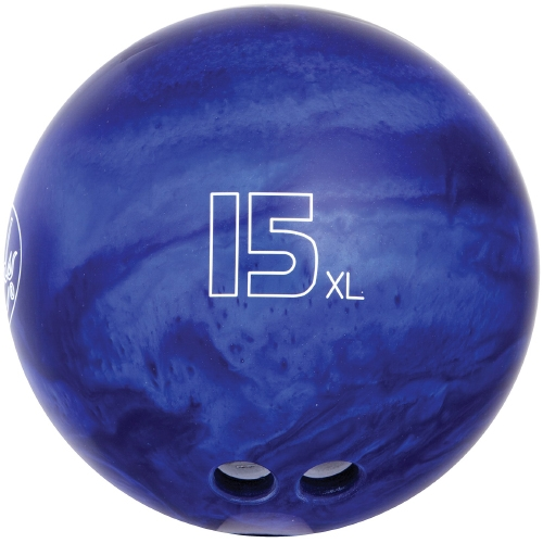 15lb Dark Violet Easy Fit House Ball