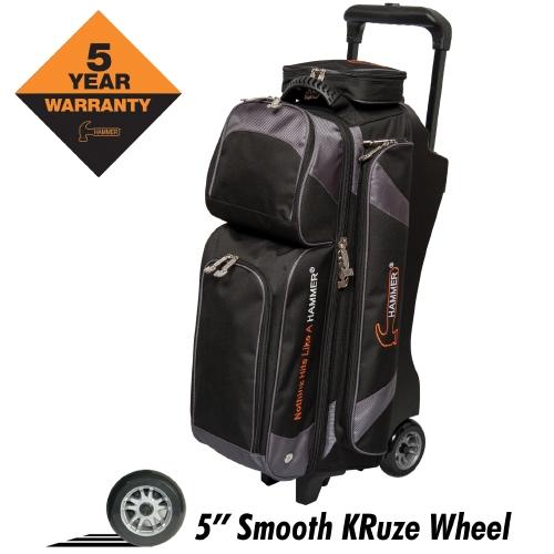 Premium Triple Roller