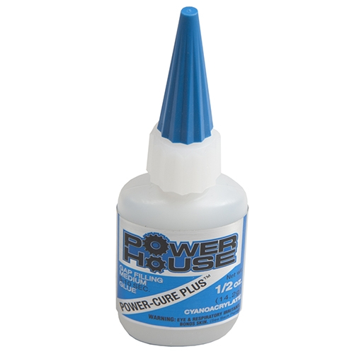 Power-Cure Plus Glue