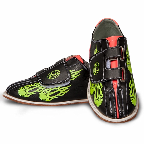 Youth Balls of Fire Velcro