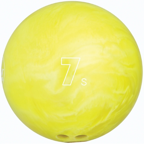 7lb Yellow Easy Fit House Ball