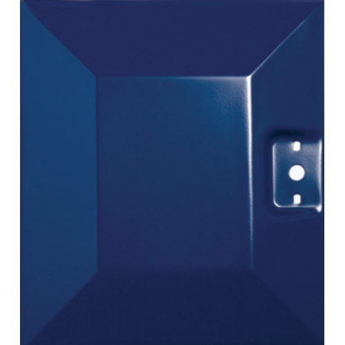 Locker Door Blue